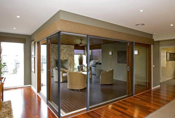 Timber Stacking Sliding Doors Southern Star Group