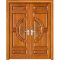 What Types of Wood Are Doors Made from?