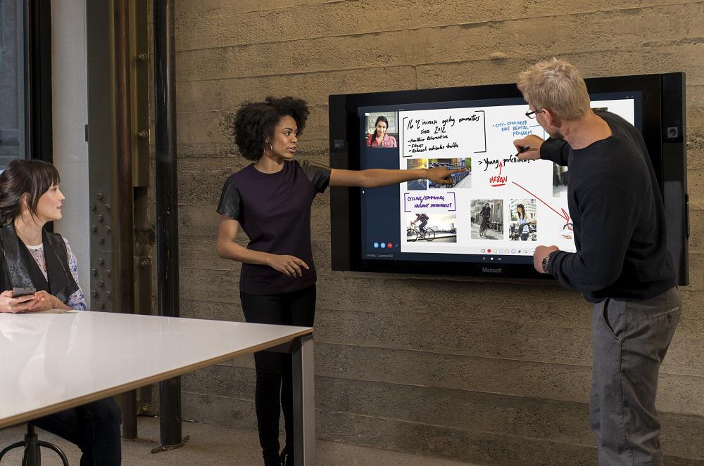 Microsoft Surface Hub versione 2