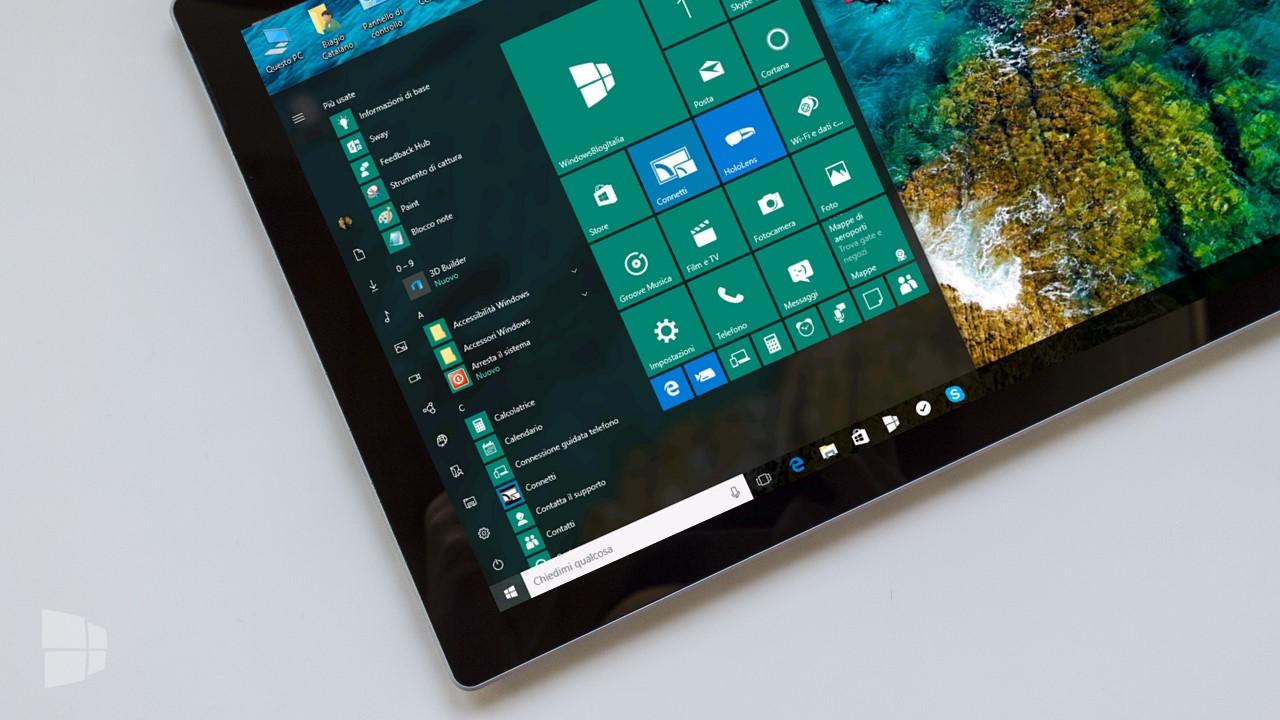 Windows 10 Creators Update RTM