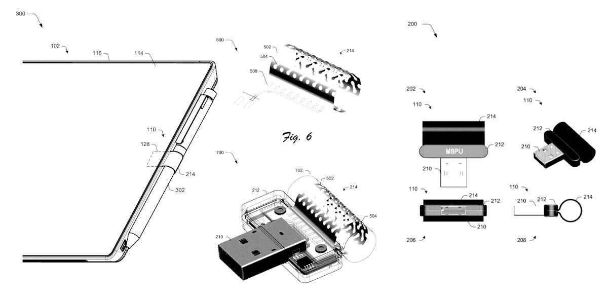 La penna Surface del futuro si ricaricherà a induzione?