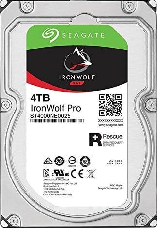 Seagate Ironwolf Pro