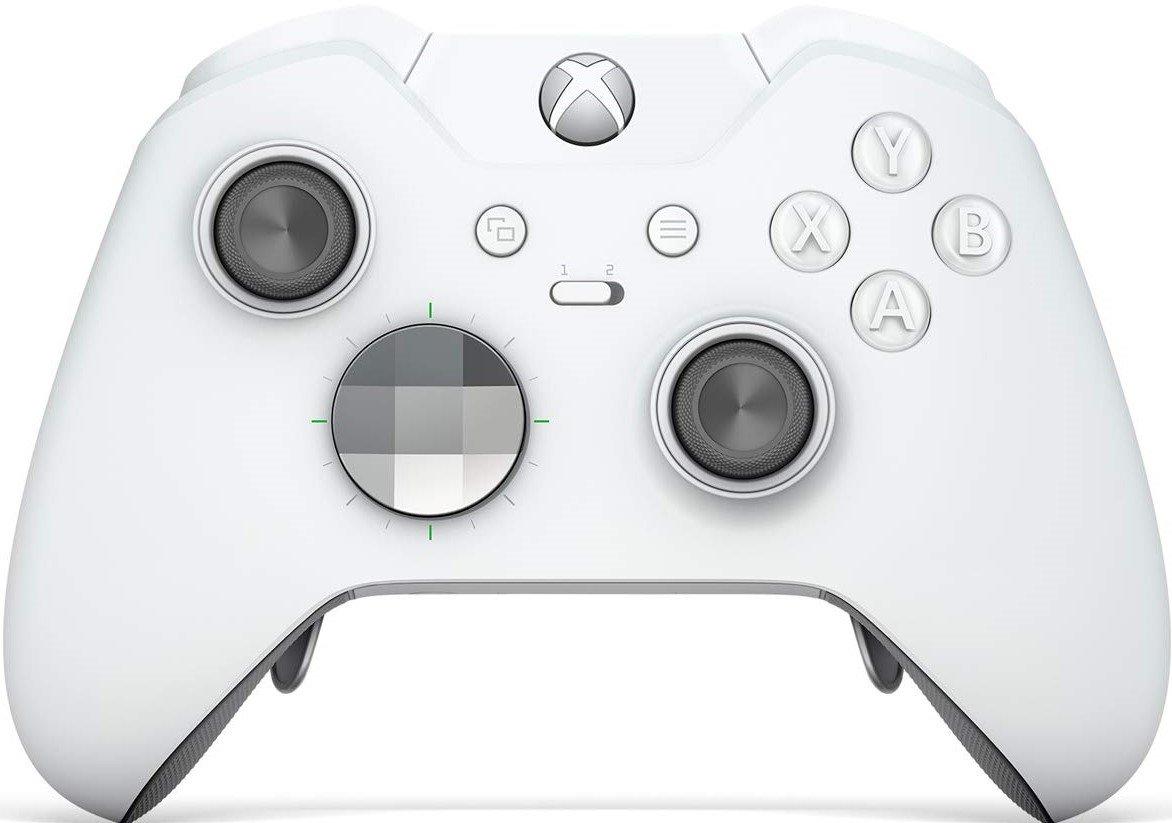 new look xbox elite white [ 1172 x 823 Pixel ]