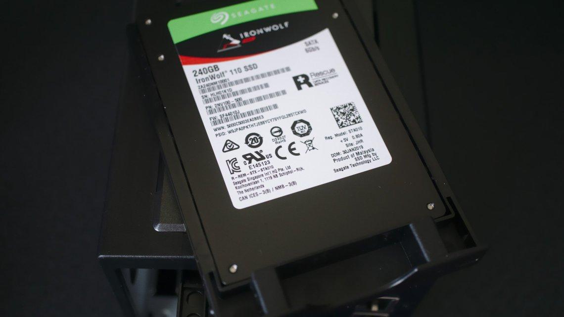 Seagate IronWolf NAS SSD