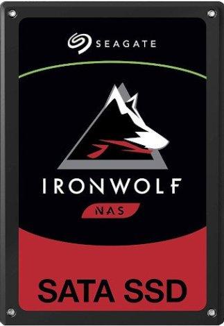 Seagate IronWolf SSD