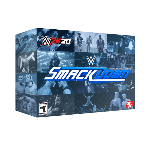 Wwe 2k20 Smackdown Edition Goes Up For Preorder
