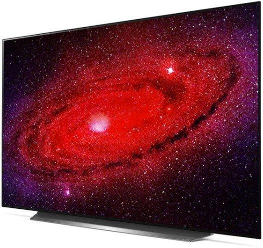 LG CX TV