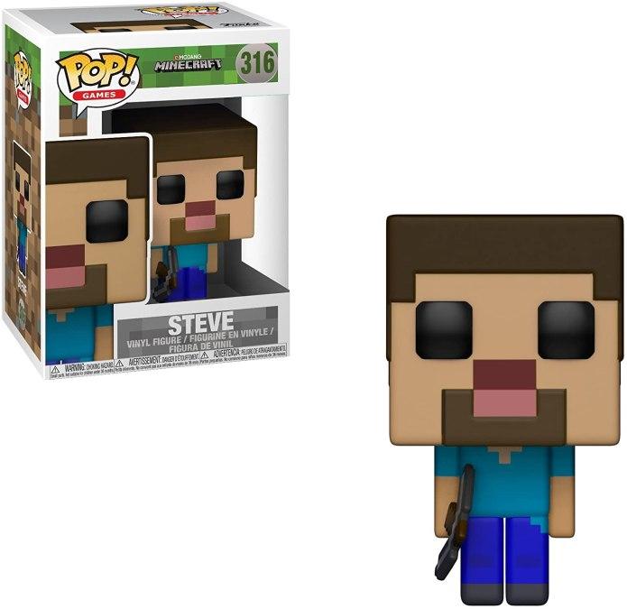 Minecraft Funko Pop Figure Reco Image