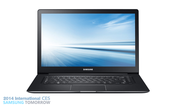 Samsung Announces The ATIV Book 9 2014 Edition A 156 Inch Windows 8 Laptop With 14 Hours Of