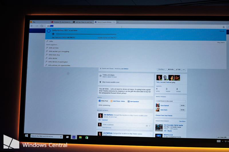 Project Spartan Browser Images Emerge From Leaked Windows