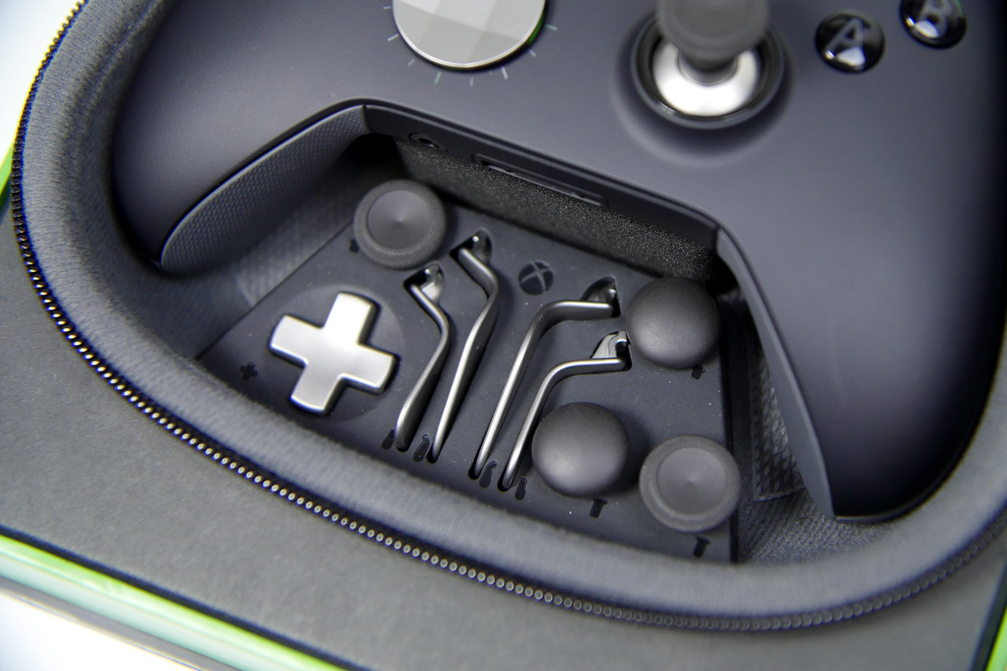 The Next Xbox Elite Controller Might Have Removable