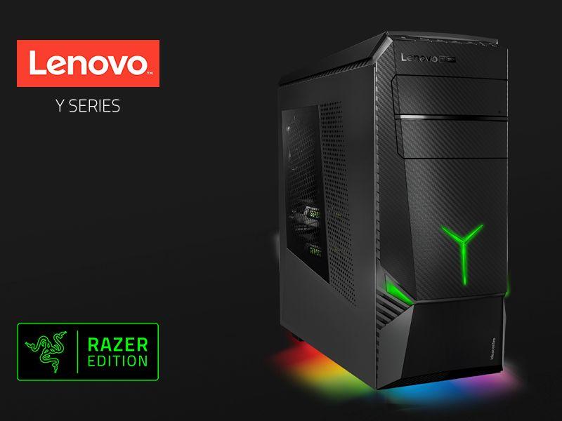 Lenovo And Razer Team Up To Create New Windows 10 Gaming