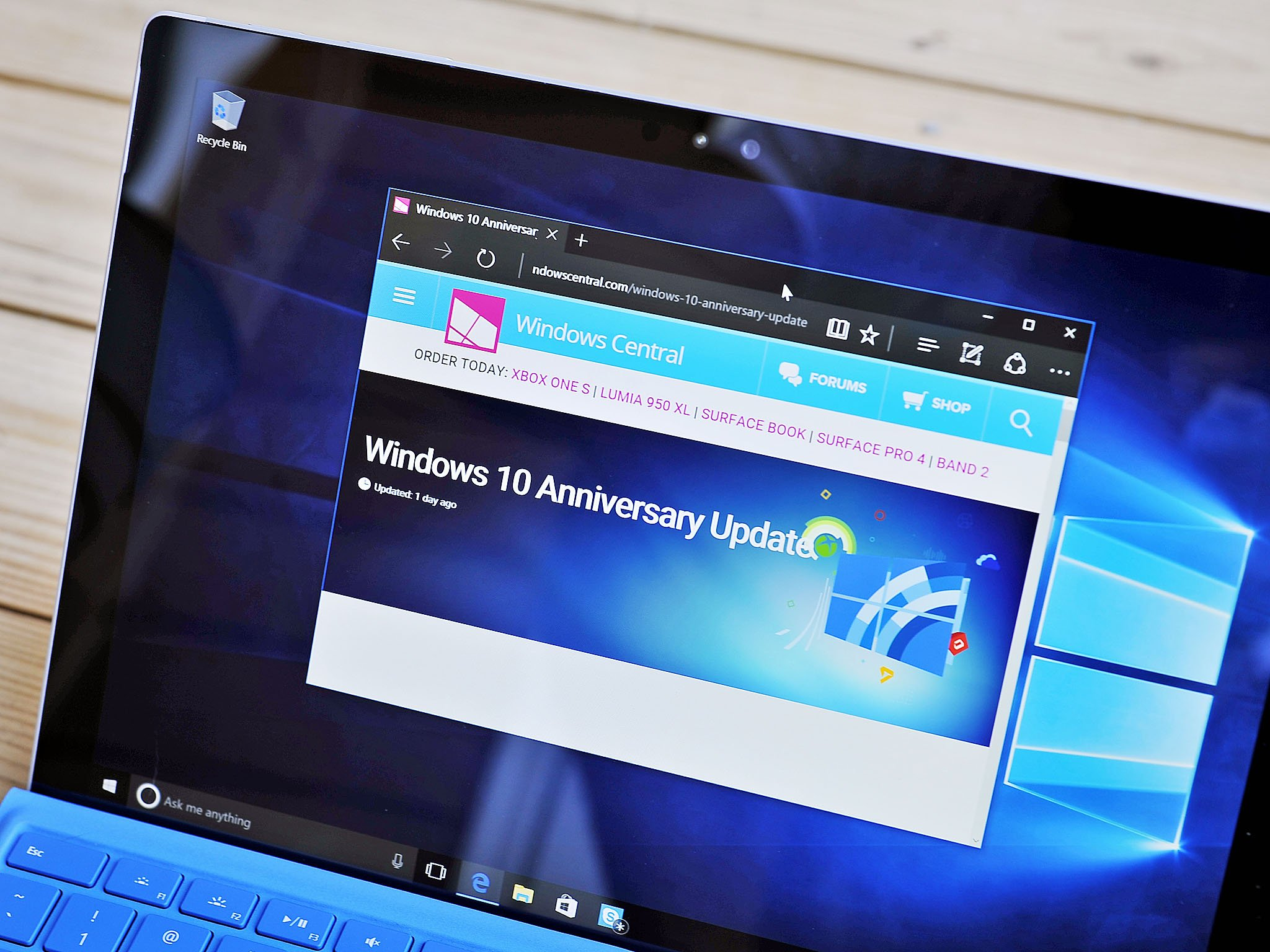 The Definitive Windows 10 Anniversary Update Review