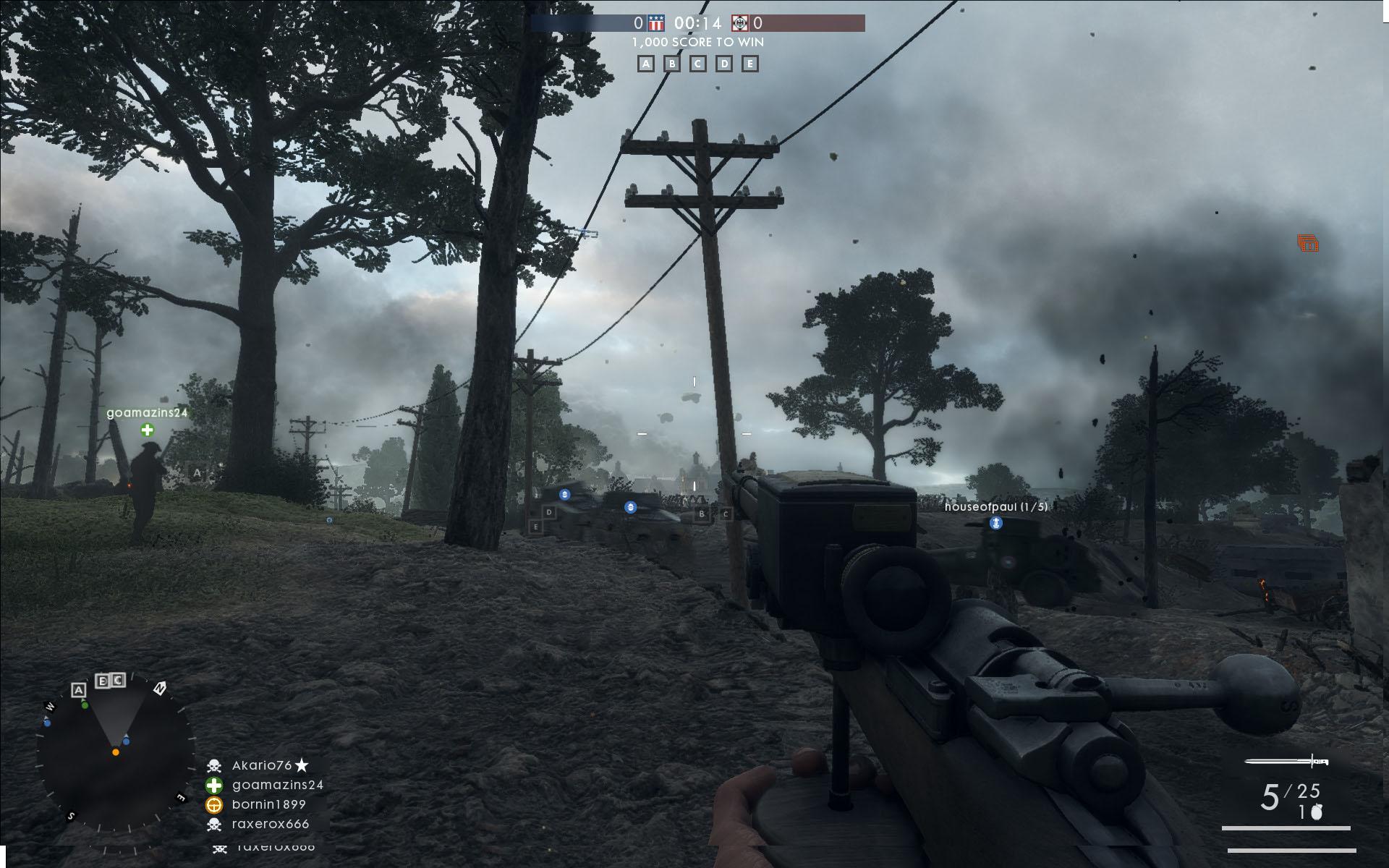 Battlefield 1 Gewehr 98 Best Sniper Rifle Bf1 Sniper - EpicGaming