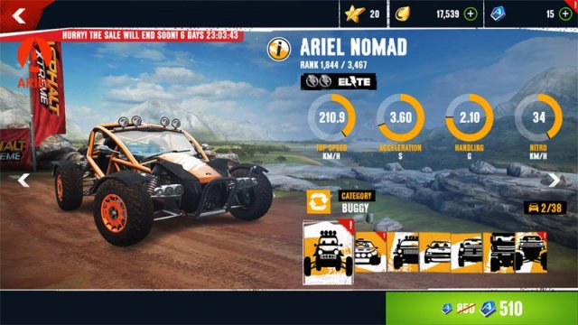 top racing games for pc 2017