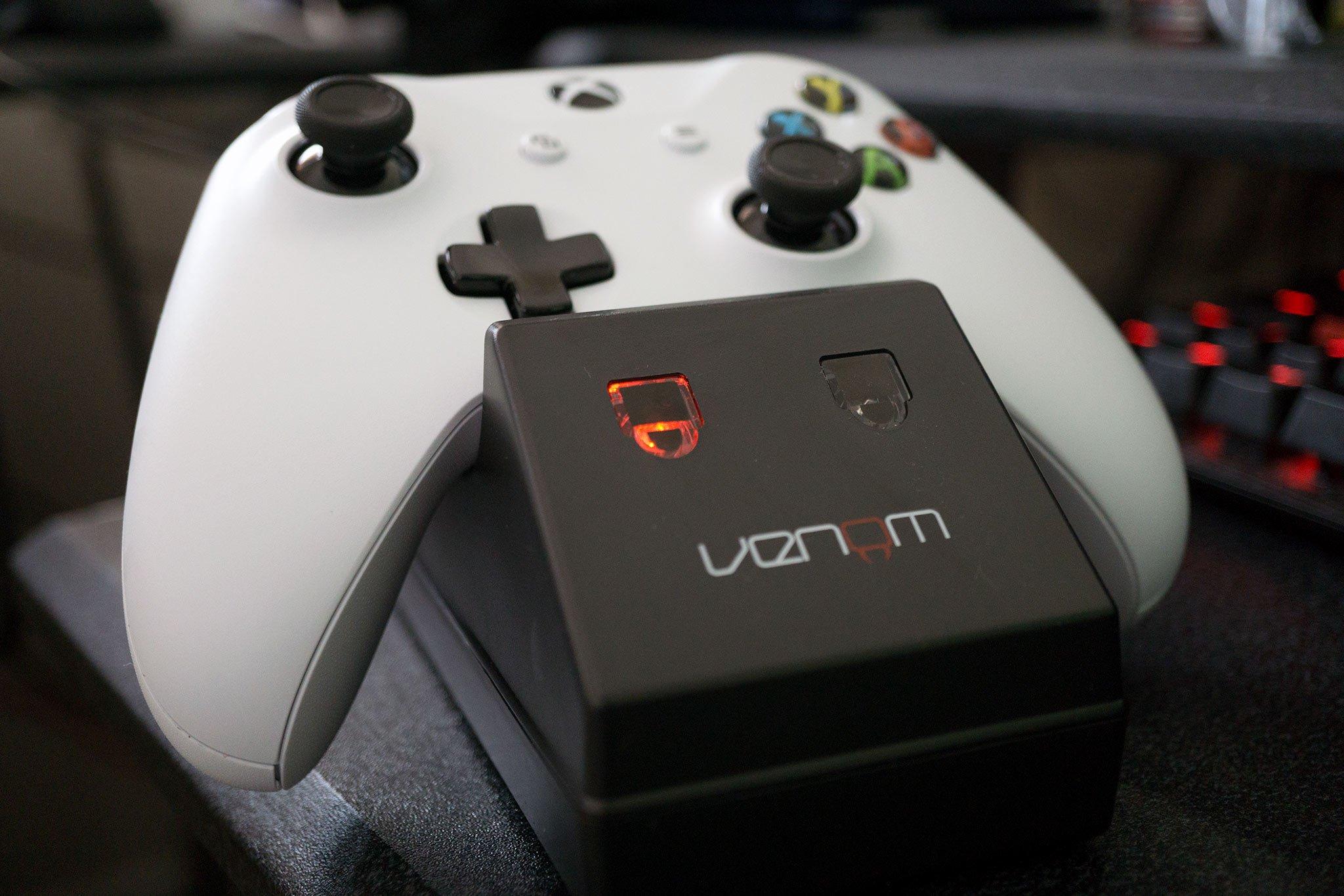 Venom Docking Station Makes Charging Multiple Xbox One