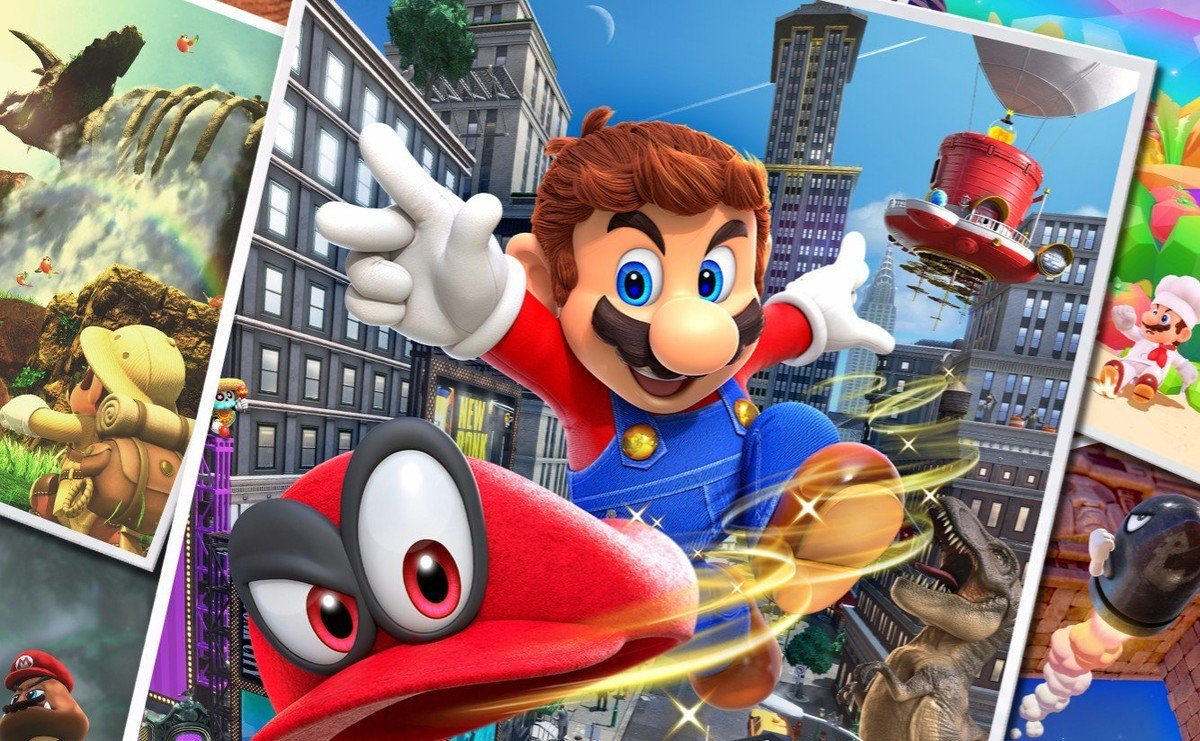 6 Xbox One Games To Help You Forget That Mario Guy