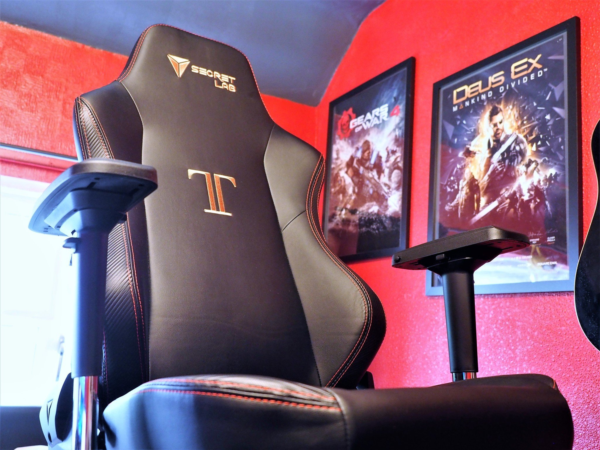Secretlabs Titan gaming chair review A truly luxurious