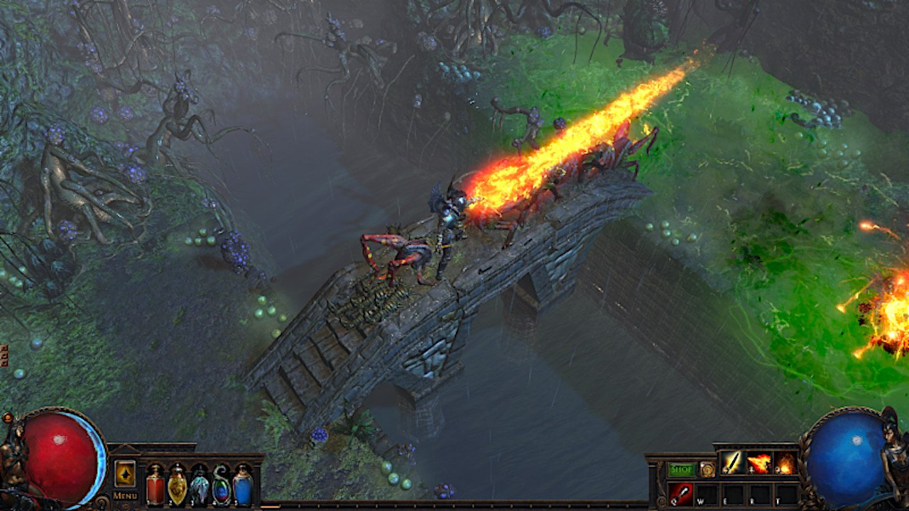 Diablo Like Path Of Exile Gets War For The Atlas Expansion