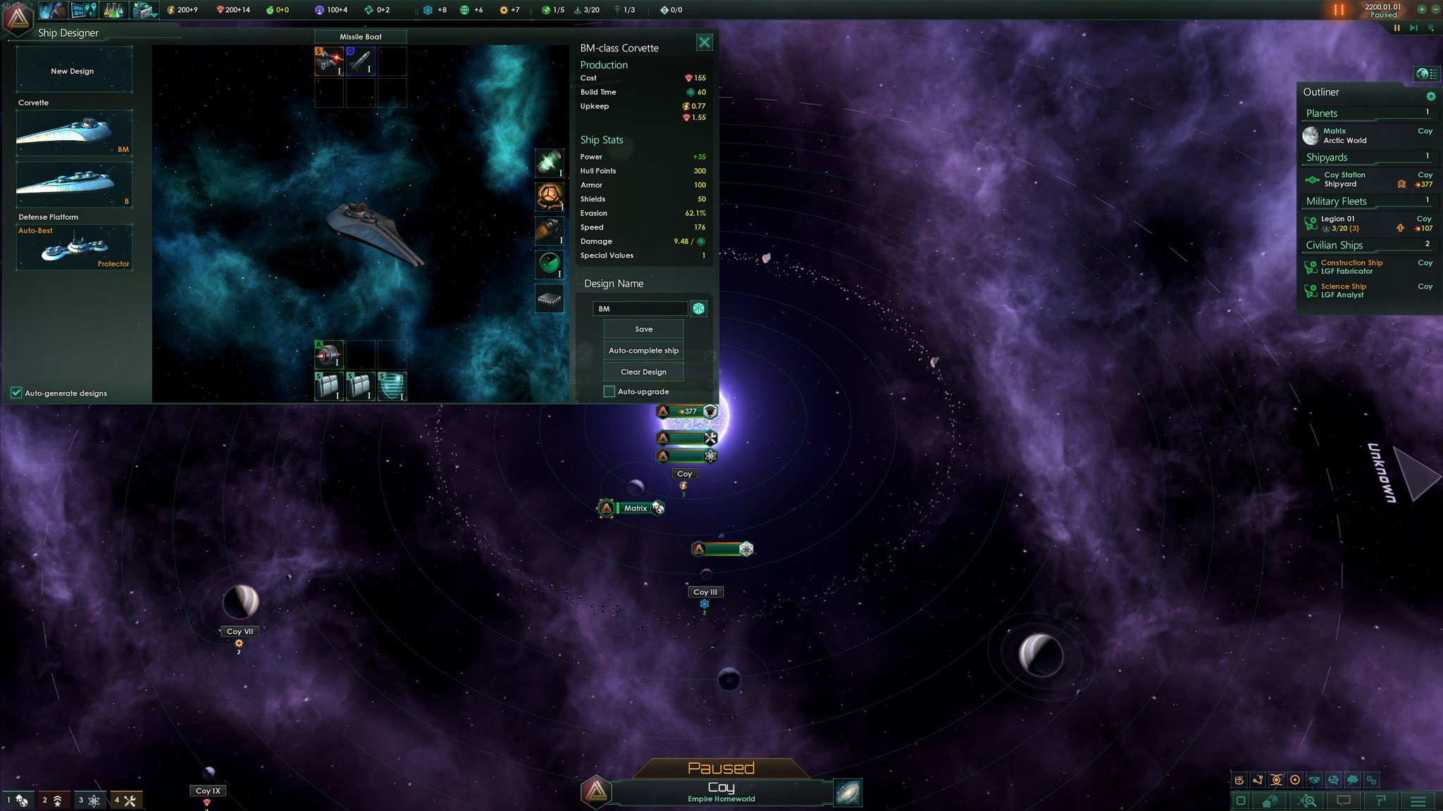 Stellaris Vs Galactic Civilizations Iii Which Is The