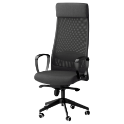 Swivel Chair The Range Covers Wedding Cheap Ikea Markus Office [review]: High-back Comfort Without A High Price | Windows Central