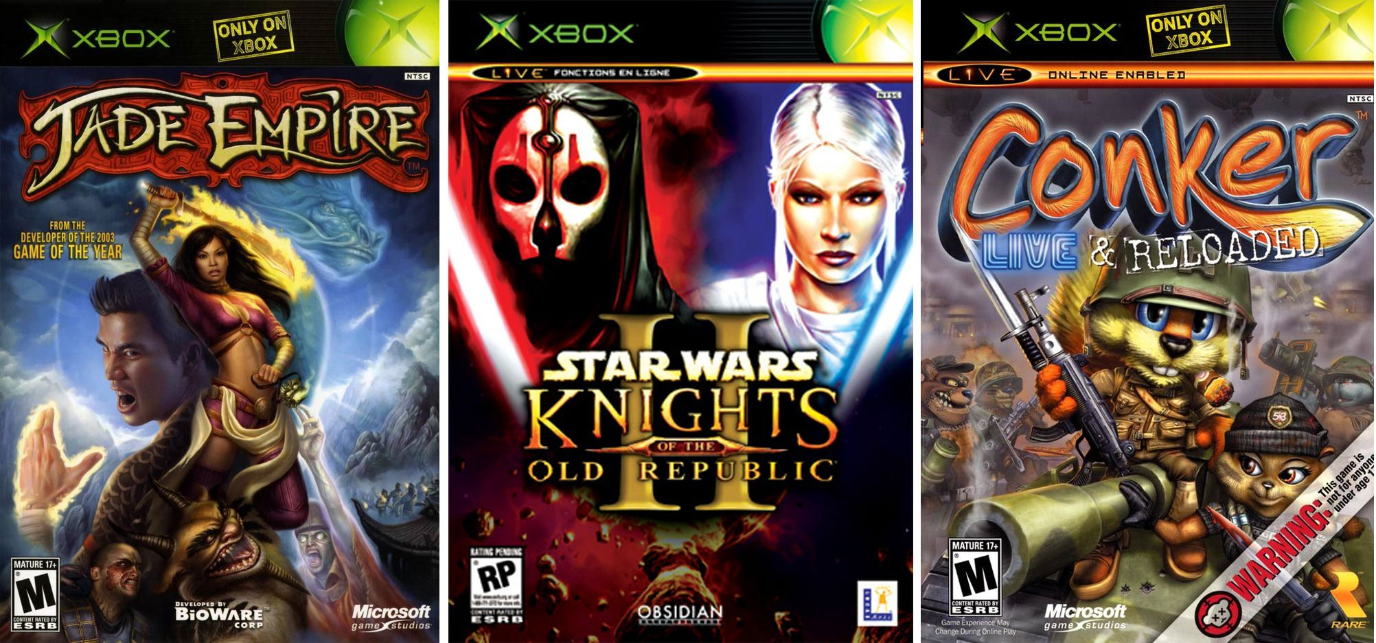 19 Xbox Classics Coming To Bc More Enhancements Inside
