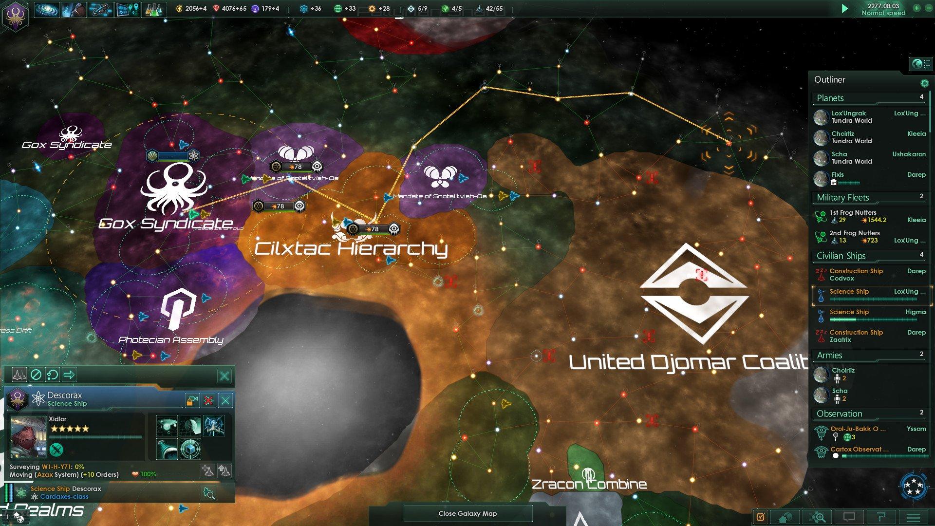 Stellaris Gets Game Changing Megacorp Expansion Soon