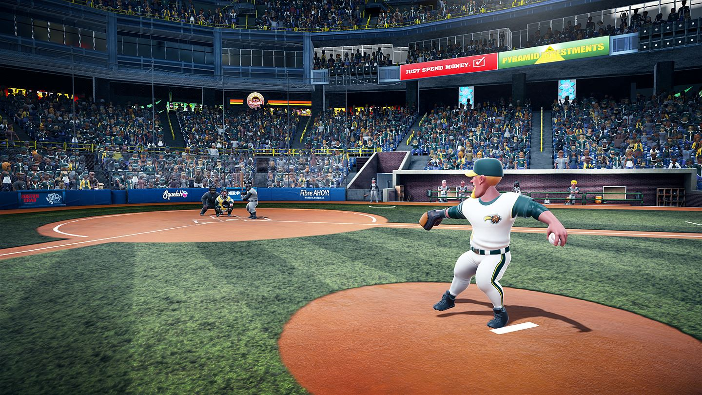 Super Mega Baseball 2 Review Easily The Best Xbox One