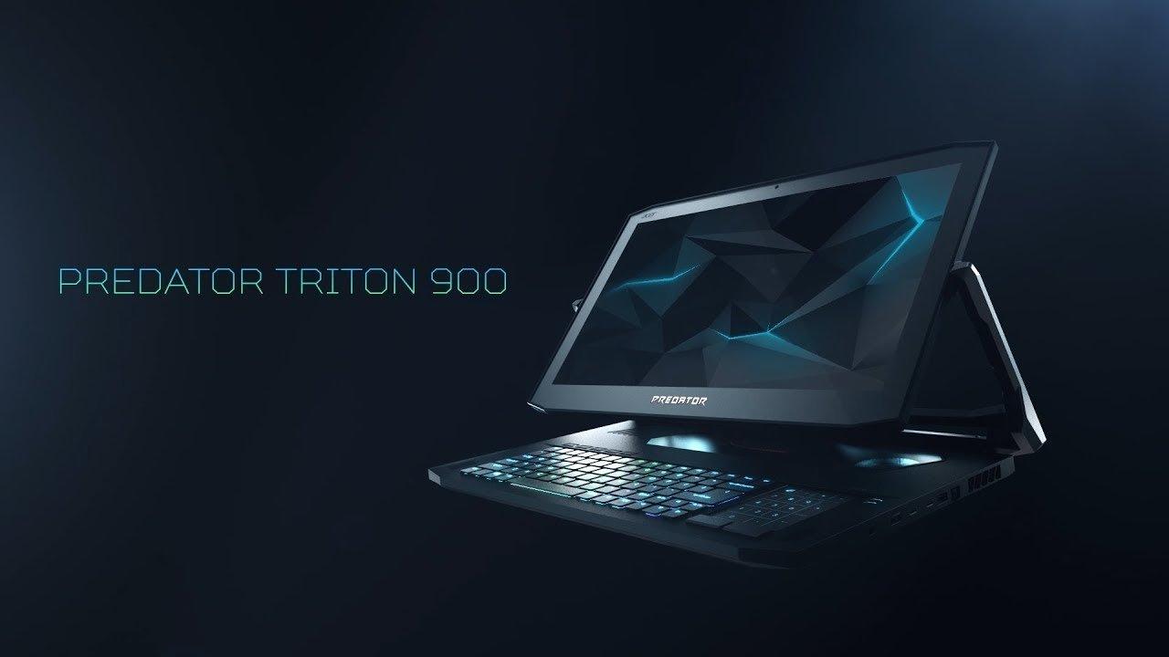 Acer S Predator Triton 900 Gaming Laptop Packs A Crazy