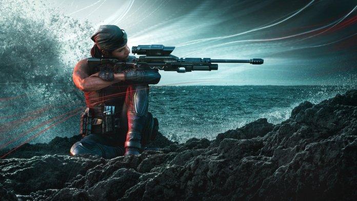 Rainbow Six Siege Kali Sniper