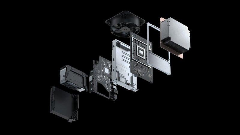 Xbox Series X Internals