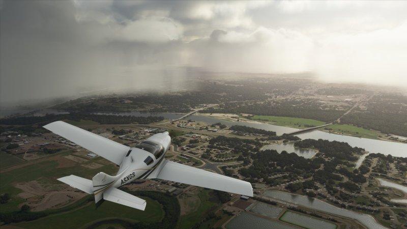 Microsoft Flight Simulator Vl3 Rain