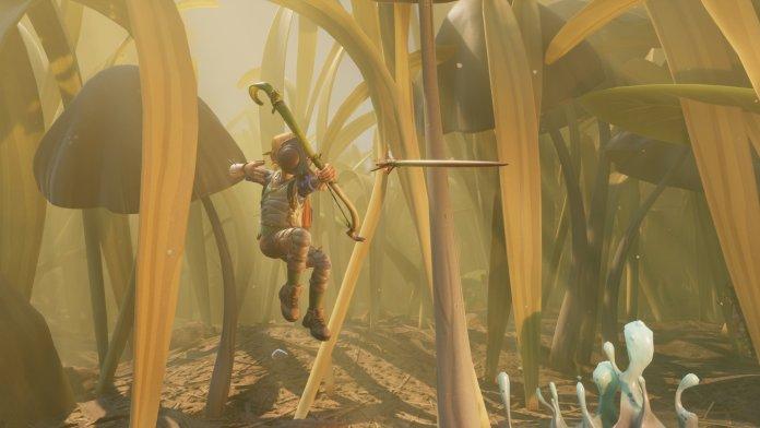 Grounded Screenshot Combat Haze