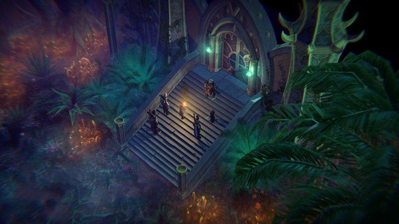 Pathfinder Kingmaker Dungeon
