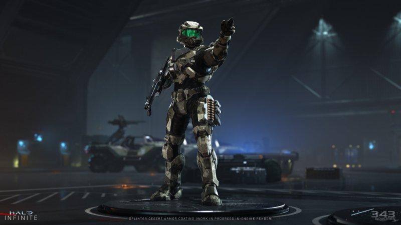 Halo Infinite Dec 2020 Armor Coating Splinter Desert