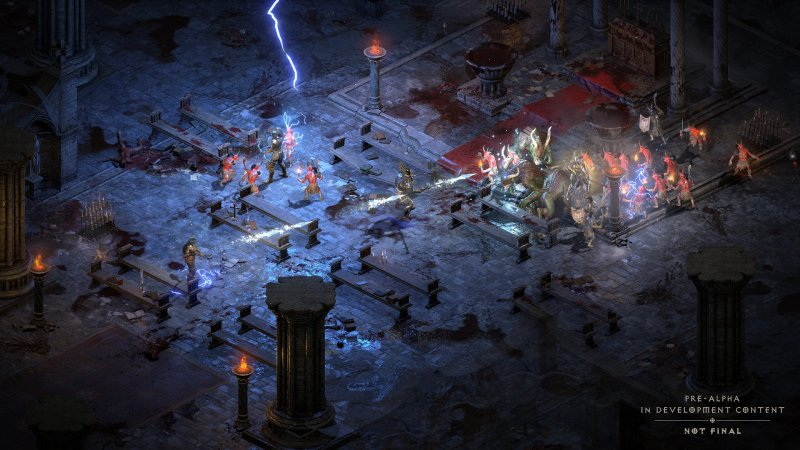 Diablo 2 Cathedral