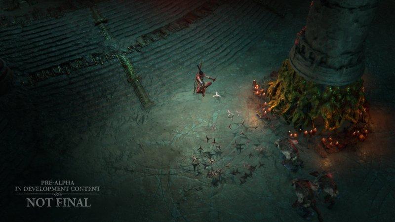 Diablo 4 Rogue Caltrops