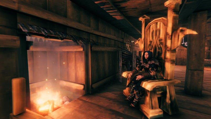 Valheim Throne