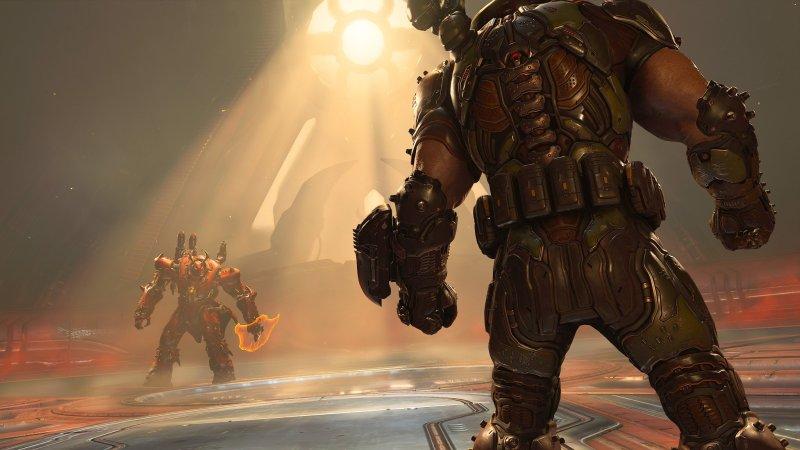 Doom Eternal Ancient Gods 2 Faceoff