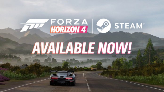 Forza Horizon 4 Is Now Available On Steam With Full Cross Play Support Windows Central