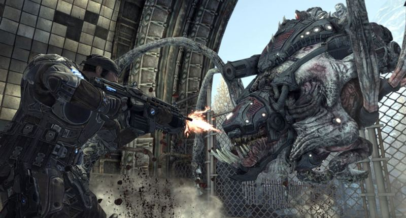 Gears Of War 2 Banner