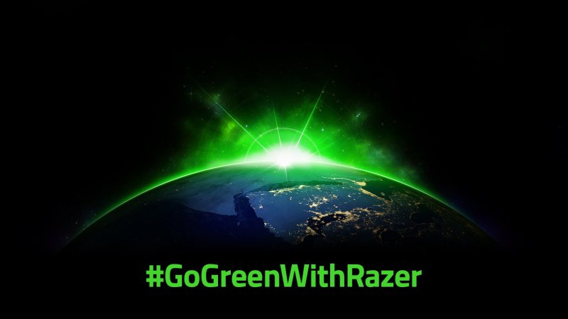 Razer Go Green