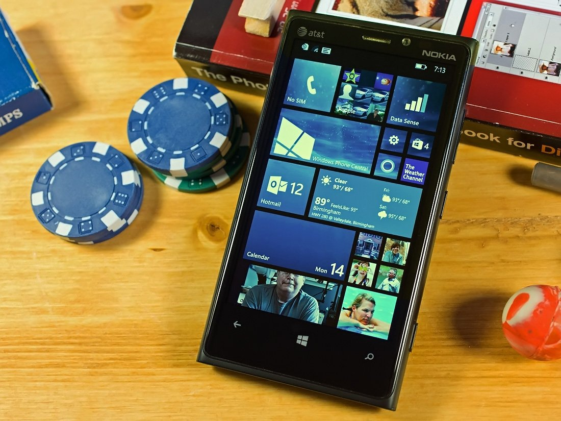 Make your windows phone 8 1 start screen too small windows central