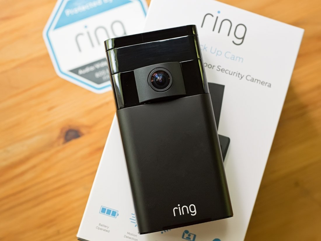 Ring Stick Up Cam helps you keep an eye on the great outdoors   Windows Central