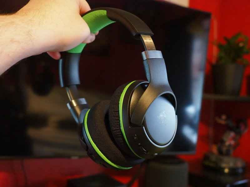 Razer Kaira Pro Headset Review