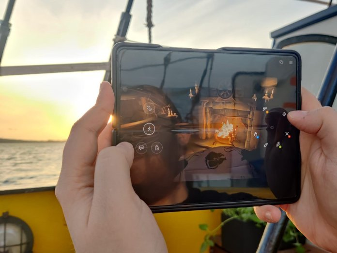 Sea Of Thieves Xcloud