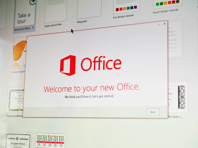 fully stocked version of Office 365