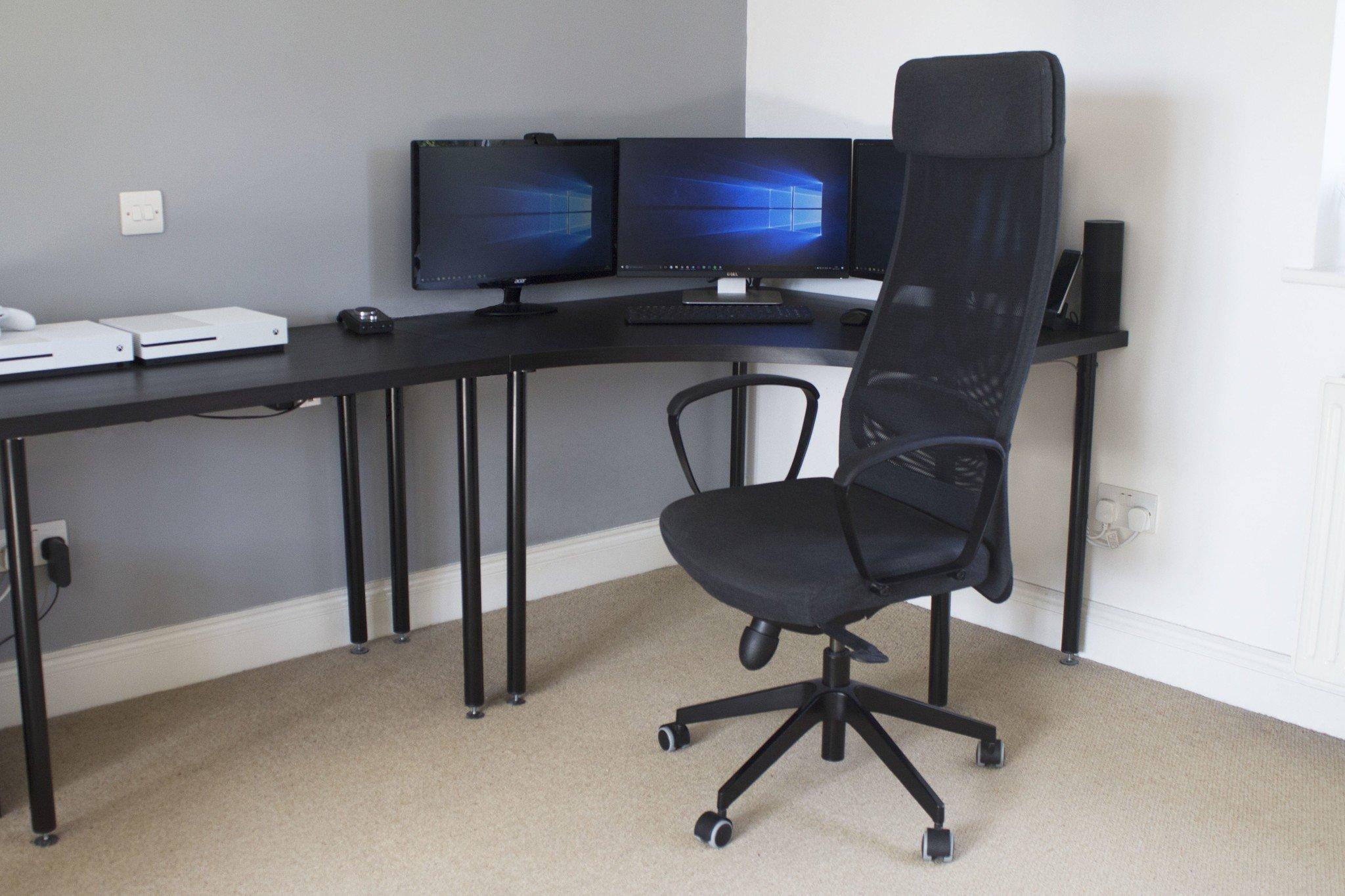 IKEA Markus Office Chair Review Highback comfort
