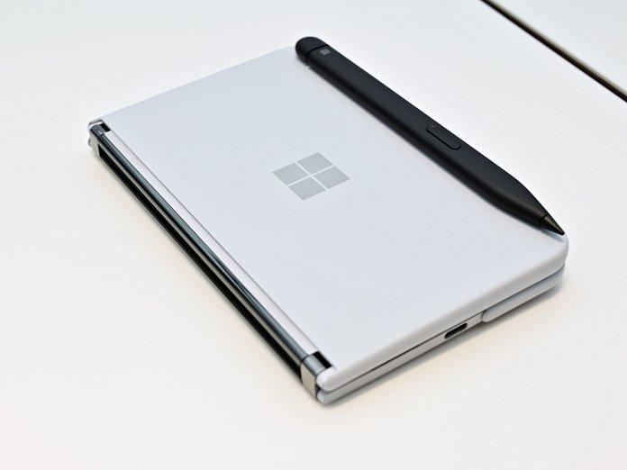 Surface Duo 2 White Case Pen