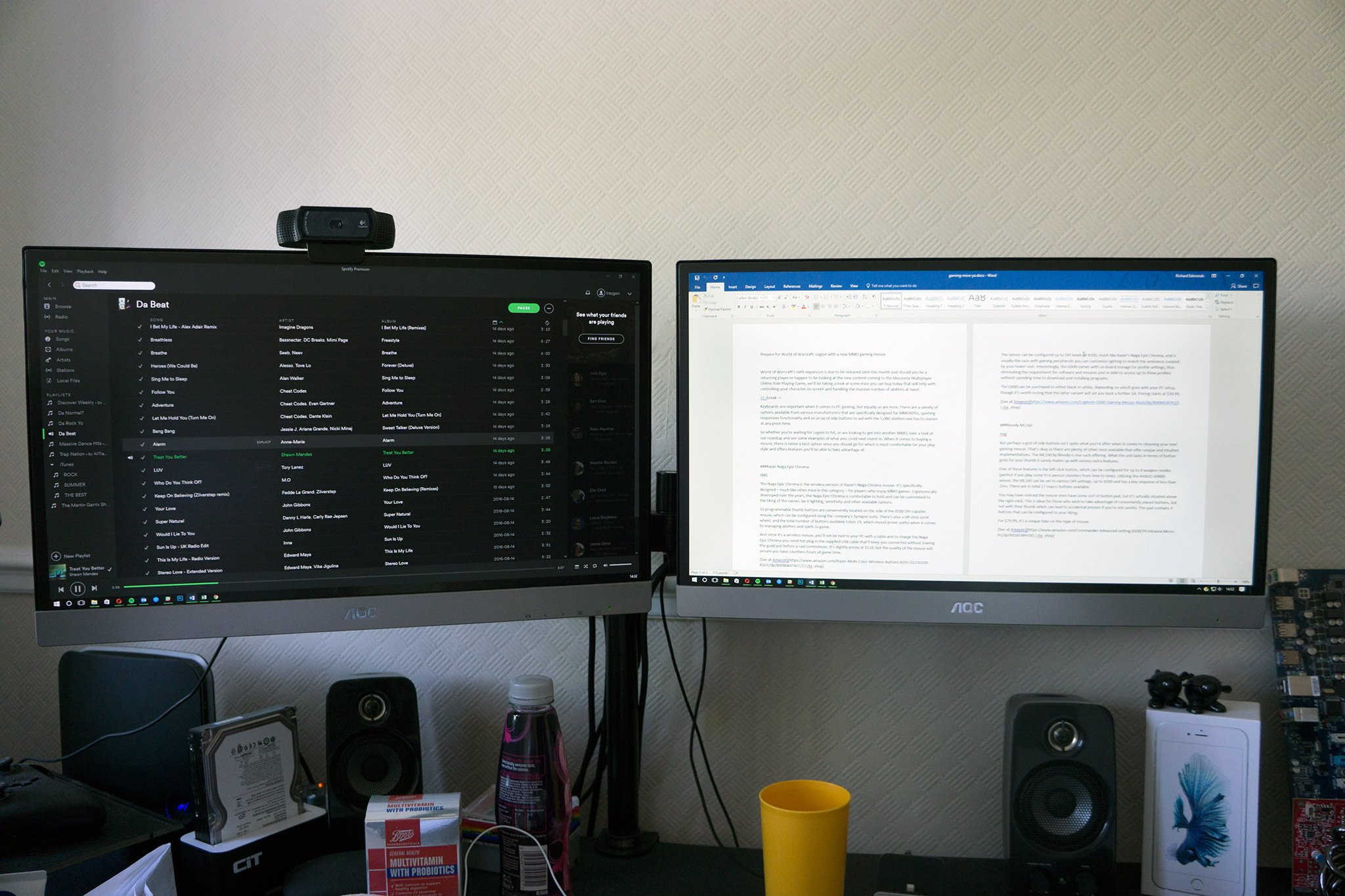 How To Set Up And Use Multiple Monitors In Windows 10
